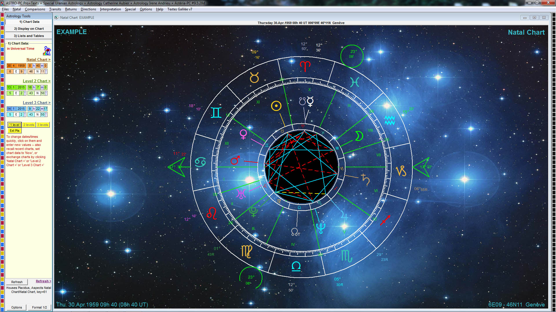 Aureas software astrology programs nvjuhfo Choice Image