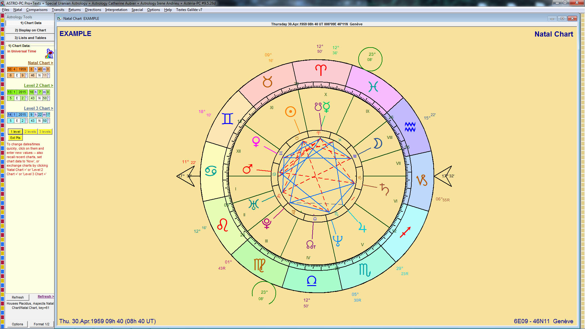 Aureas software astrology programs or nvjuhfo Choice Image