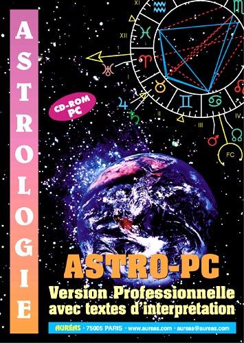 Version Astro-PC Professional avec textes d'interprétation